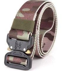 cinturón de hombres, cinturón exterior de-marrón