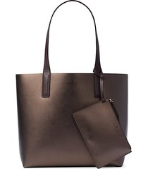 arch large reversible tote bag