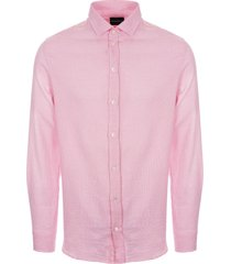 emporio armani long sleeve shirt - fantasia 21smdl212f4