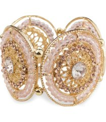 statement accessories crystal social occasion bracelet