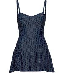 panos water cym swimsuit baddräkt badkläder blå panos emporio