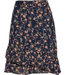 pilarpw sk kort kjol svart part two