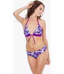 bikini  violeta domi mare moda