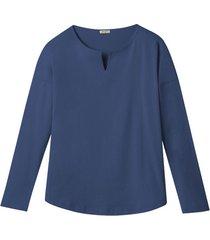 shirt, marineblauw 44/46