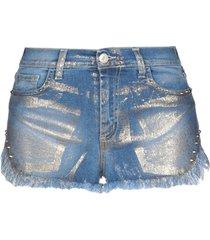 agogoa denim shorts