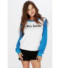 i miss summer baggy beach jumper