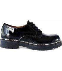 zapato negro briganti mujer arequipa abotinado