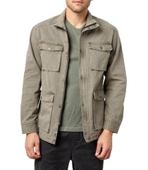 rails porter twill jacket, size xx-large in sage at nordstrom