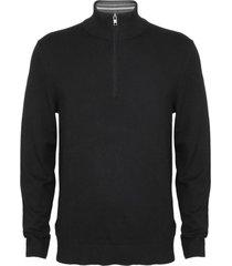 sweater regular allen negro calvin klein