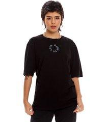 camiseta para mujer oversized pilatos concept