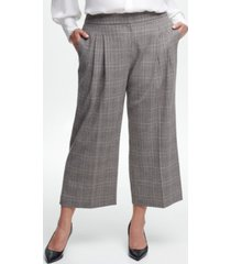 calvin klein plus size cropped pants