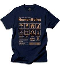 camiseta cool tees seres humanos