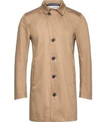 slhnew timeless coat b noos dunne lange jas beige selected homme