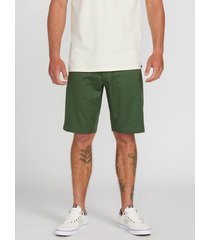 korte broek volcom men's frickin modern stretch short