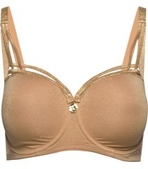 md dame de paris sandy brown balc. bra lingerie bras & tops full cup brun marlies dekkers