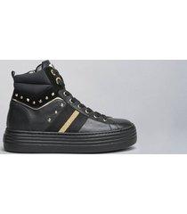 nerogiardini sneakers alta
