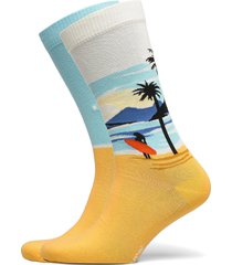 levis unisex surf scenic regular cu underwear socks regular socks blå levi´s