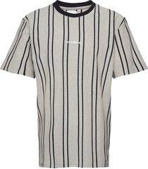 craz soccer tee t-shirts short-sleeved grå woodbird