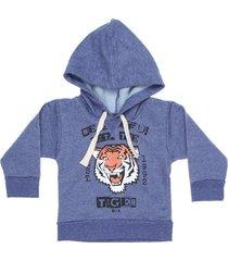 buzo azul gimos the tiger