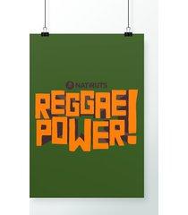 poster reggae power