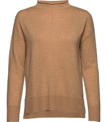 pullover long-sleeve turtleneck coltrui bruin gerry weber edition