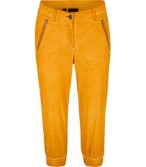 pantaloni a pinocchietto in look usato (arancione) - bpc bonprix collection