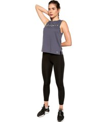 esqueleto negro under armour graphic empower muscle tank