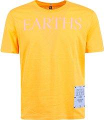 mcq alexander mcqueen earths t-shirt