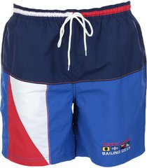 tommy jeans swim trunks