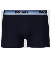 cueca boxer mash relaxed azul