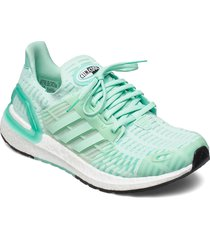 ultraboost cc_1 dna w shoes sport shoes running shoes grön adidas performance