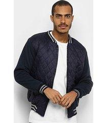 jaqueta giorgio bianco matelassê masculina