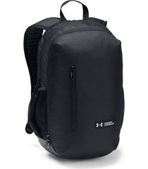mochila under armour roland backpack-negro