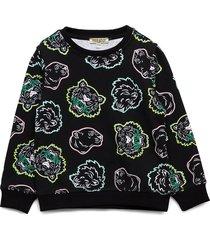 jalen sweat-shirt trui zwart kenzo
