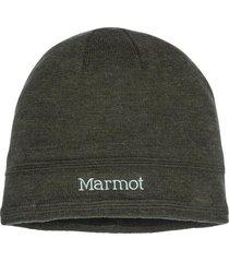 gorro shadows verde marmot