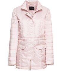 giacca trapuntata a collo alto (rosa) - bodyflirt