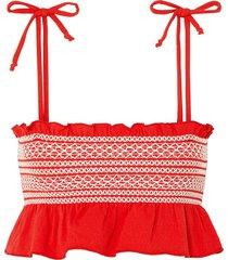 lisa marie fernandez bikini tops