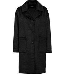 cappotto oversize (nero) - bodyflirt