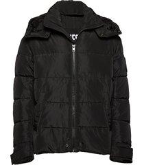 w-smith-ya-wh jacket gevoerd jack zwart diesel men