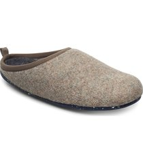 wabi slippers tofflor grön camper