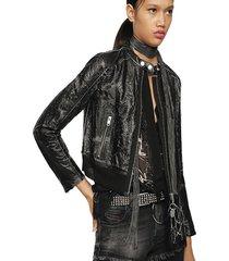 chaqueta l lyssa d jacket negro diesel