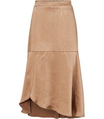 kjol mirage sateen skirt