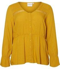blouse v-hals