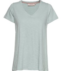 t-shirt t-shirts & tops short-sleeved grön noa noa