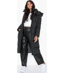 gant d2. long down coat dunjackor