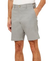 ben sherman chino shorts, size 36 in stone at nordstrom