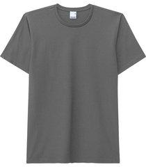 camiseta cinza escuro tradicional malwee cinza escuro - g