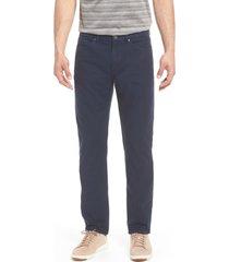 men's peter millar crown vintage canvas pants, size 40 - blue