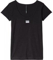 10 days t-shirt 20-756 zwart