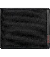 tumi global removable id passcase wallet
